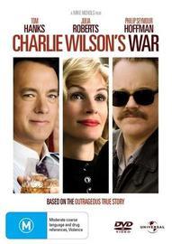 Charlie Wilson's War on DVD