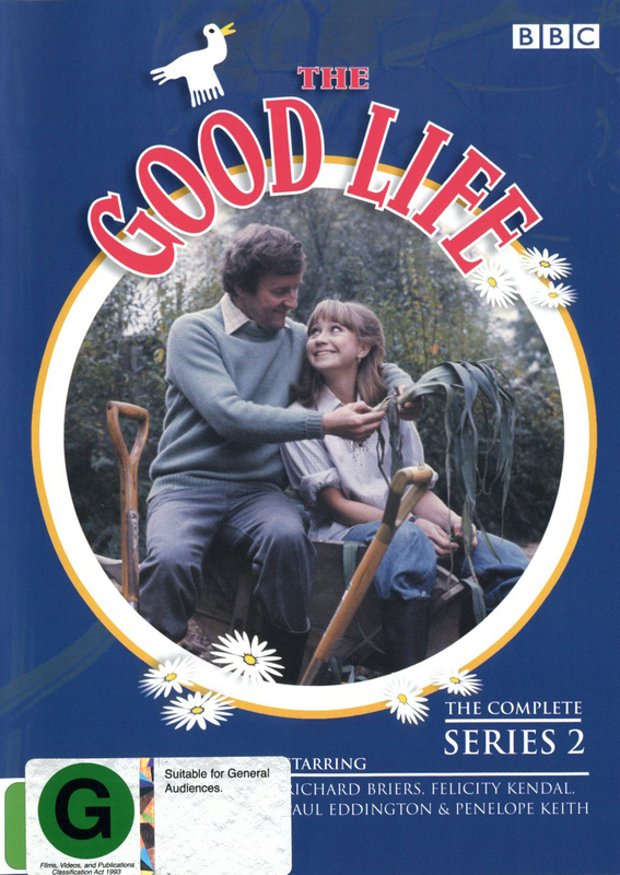 Good Life, The - Complete Series 2 on DVD