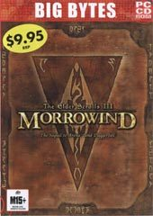 The Elder Scrolls III: Morrowind for PC Games