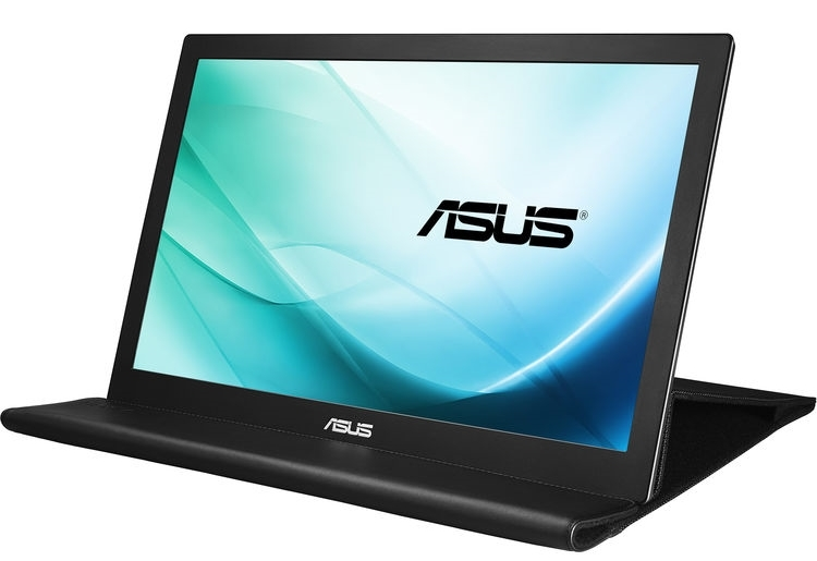 15 6 asus mb169b usb monitor at mighty ape nz. Black Bedroom Furniture Sets. Home Design Ideas