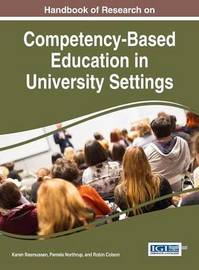 Handbook of Research on Competency-Based Education in University Settings