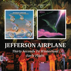 Thirty Seconds Over Winterland/Early Flight by Jefferson Airplane image