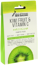 Slice of Heaven Kiwifruit & Vitamin C Pamper Pack