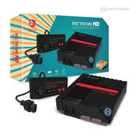 Hyperkin Retron 1 HD Gaming Console - Black for