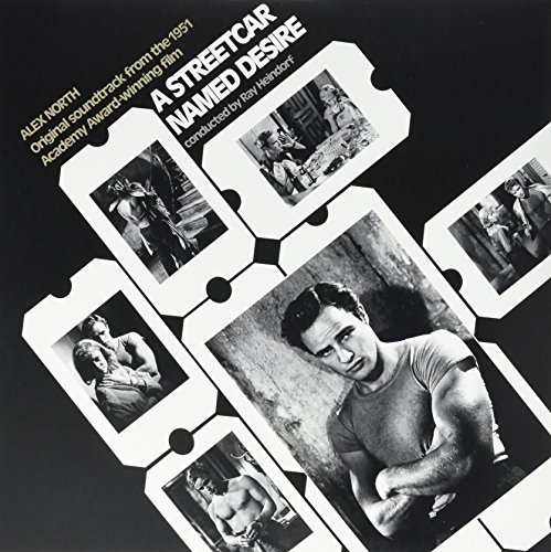 A Streetcar Named Desire (Clear Vinyl) image