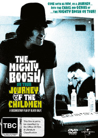Journey of The Childmen: The Mighty Boosh on Tour on DVD