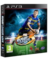 Rugby League Live 3 for PS3