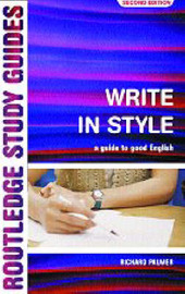 Write in Style by Richard Palmer image