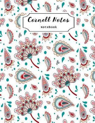 Cornell Notes Notebook by Paper Kate Publishing