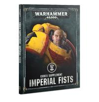 Warhammer 40,000 Codex Supplement: Imperial Fists image