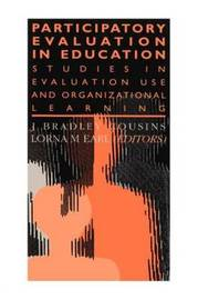 Participatory Evaluation In Education by Lorna M Earl image
