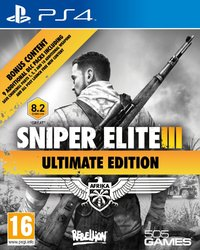 Sniper Elite 3 Ultimate Edition for PS4