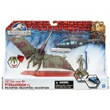 Jurassic World - DNA Attack Pack - Pteranodon vs Helicopter