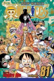 One Piece, Vol. 81 by Eiichiro Oda