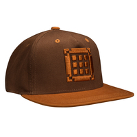 Minecraft Crafting Table Youth Snap Back Hat