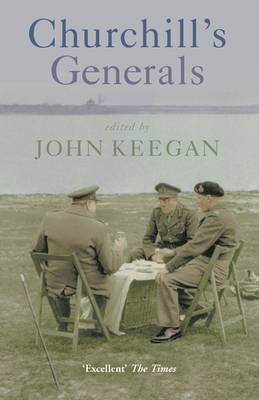 Churchill's Generals by John Keegan image