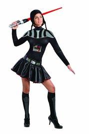 Star Wars Female Darth Vader Costume (Small)