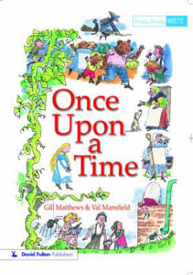 Once Upon A Time by Gill Matthews image