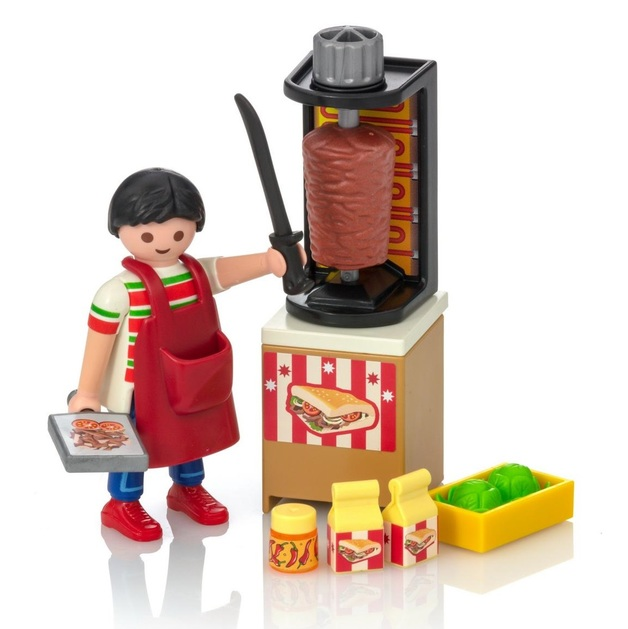 Playmobil: Special Plus - Kebab Vender (9088)