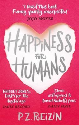 Happiness for Humans by P. Z. Reizin image