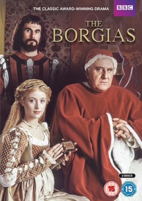 Borgias on DVD