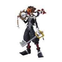 Kingdom Hearts II Bring Arts Sora Halloween Town Ver. - Action Figure
