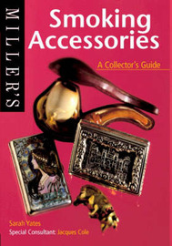 Smoking Accessories: A Collector's Guide by Sarah Yates image