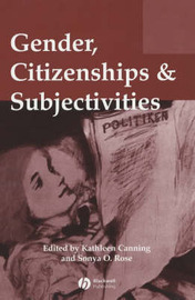 Gender, Citizenships and Subjectivities image