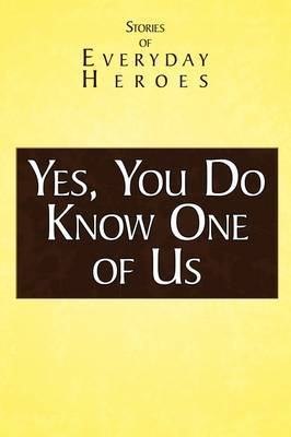 Yes You Do Know One of Us by RAINN Speaker's Bureau image