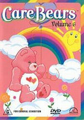 Care Bears - Vol. 06 on DVD