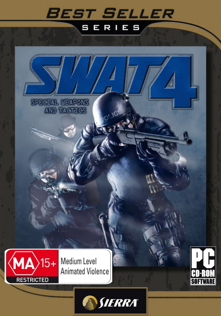 SWAT 4 for PC Games image