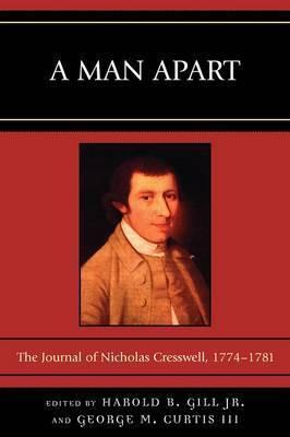 A Man Apart by Harold B. Gill