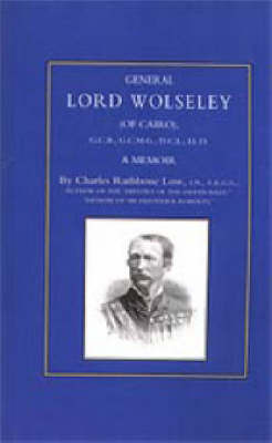 General Lord Wolseley (of Cairo) by Charles Rathbone Low