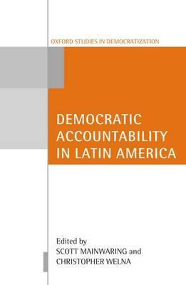 Democratic Accountability in Latin America image