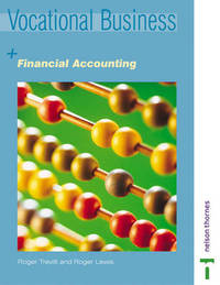 Financial Accounting by Roger Trevitt image
