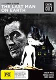 The Last Man On Earth on DVD