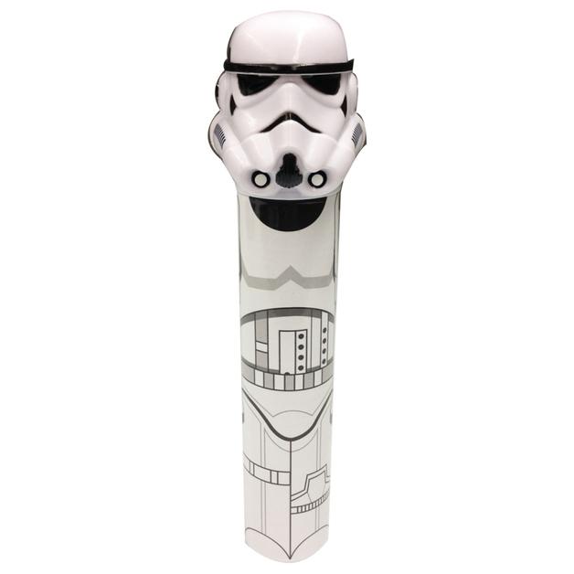 Star Wars: 3D Colour Pencil Tube - Stormtrooper