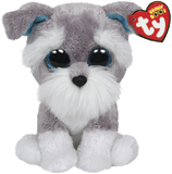 Ty Beanie Boo's - Whiskers Dog (Medium)
