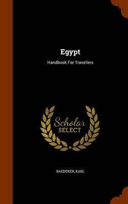 Egypt by Baedeker Karl