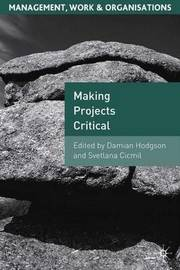 Making Projects Critical by Damian Hodgson image