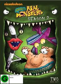 AAAH!!! Real Monsters - Season 2 on DVD