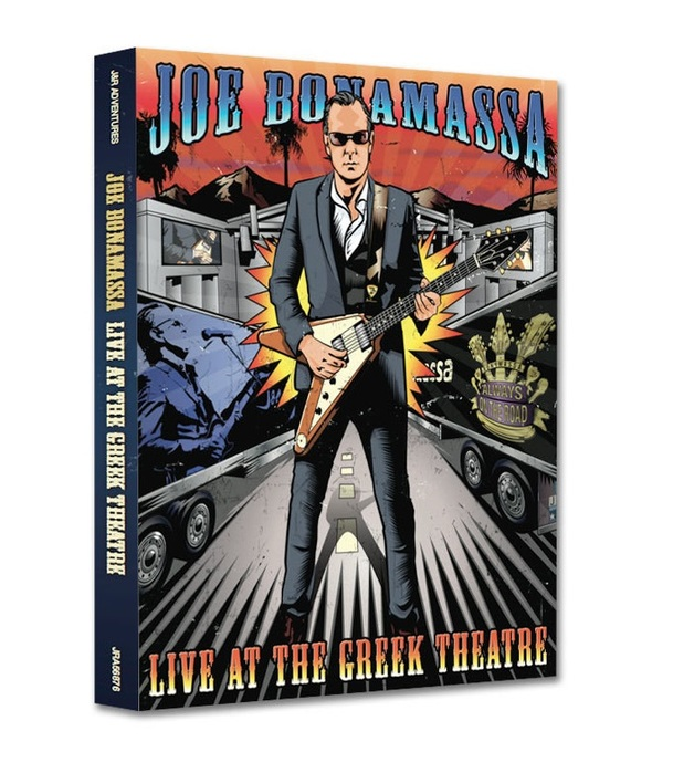 Live At The Greek Theatre (2DVD) on  by Joe Bonamassa