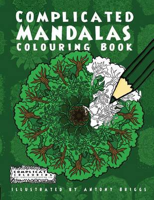 Complicated Mandalas by Complicated Colouring