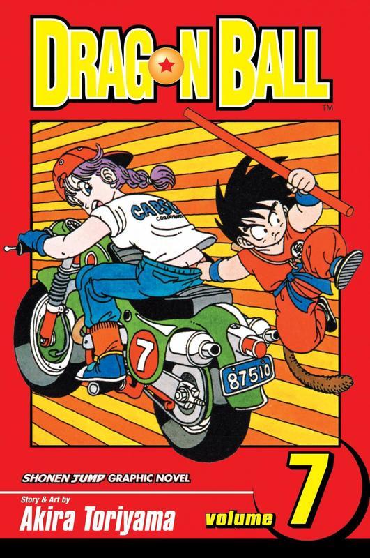 Dragon Ball, Vol. 7 by Akira Toriyama