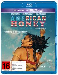 American Honey on Blu-ray