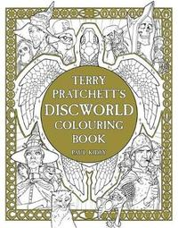 Terry Pratchetts Discworld Colouring Book By Paul Kidby