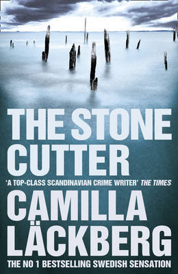 The Stone Cutter by Camilla Lackberg image