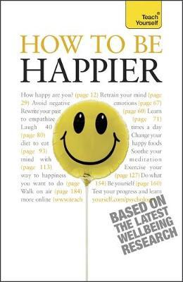 How To Be Happier by Paul Jenner image