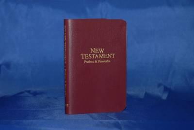 Vest-Pocket New Testament with Psalms and Proverbs-KJV image