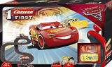 Carrera First: Disney Cars 3 - Slot Car Set #2